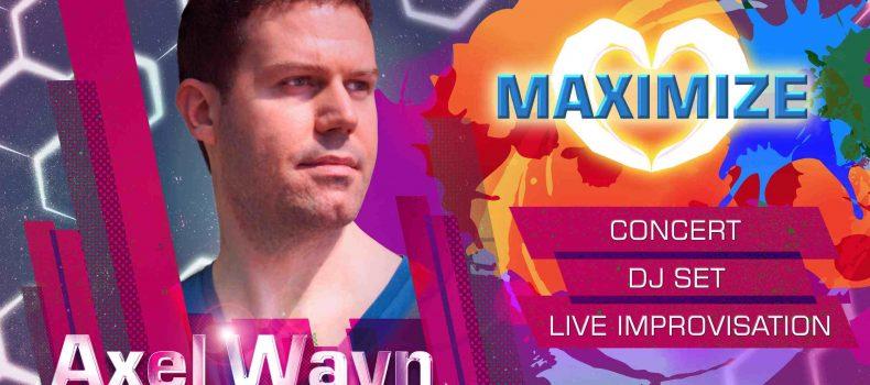 Maximize (radio show) – in the  TOP 100 Trance & Progressive Chart (Mixcloud)
