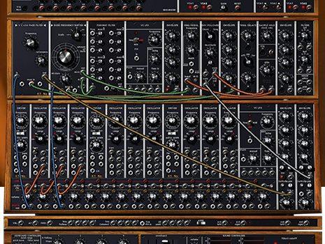 Sound Architecture  – Minibrute e Modular V